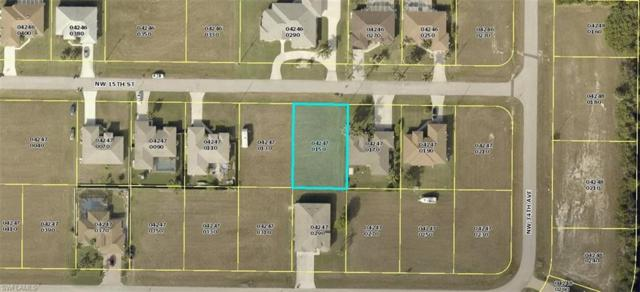 3412 NW 15th St, Cape Coral, FL 33993 (MLS #218075700) :: Kris Asquith's Diamond Coastal Group