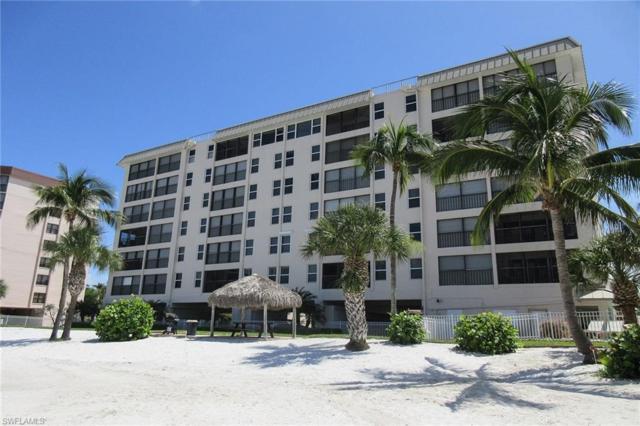 7700 Estero Blvd #205, Fort Myers Beach, FL 33931 (MLS #218076120) :: RE/MAX Realty Team