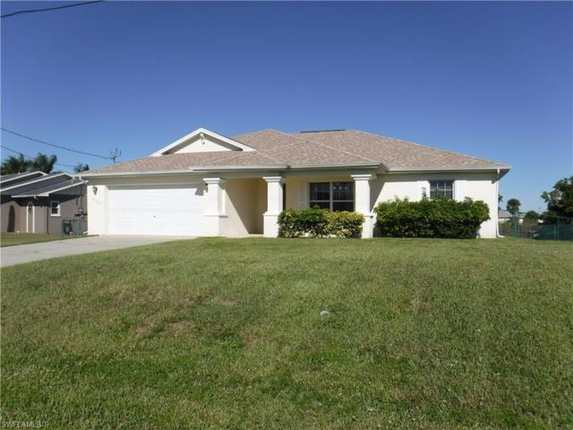 1019 NE 2nd Ter, Cape Coral, FL 33909 (MLS #218076198) :: RE/MAX Realty Team