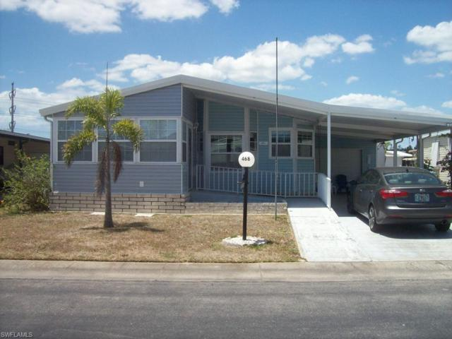468 Dawn Dr, North Fort Myers, FL 33903 (MLS #218076339) :: RE/MAX Realty Team