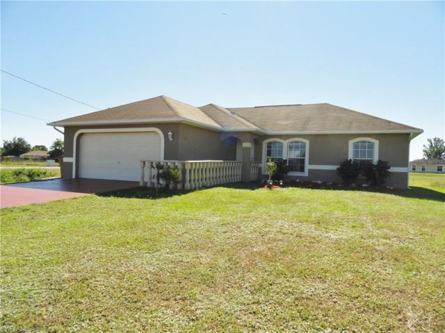 4013 23rd St SW, Lehigh Acres, FL 33976 (MLS #218076429) :: RE/MAX Realty Team