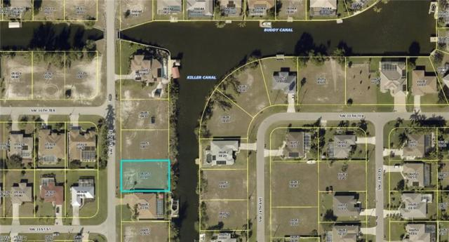 3017 SW 25th Ave, Cape Coral, FL 33914 (MLS #218076544) :: RE/MAX Realty Team