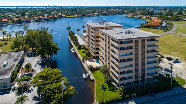 4803 Sunset Ct #204, Cape Coral, FL 33904 (MLS #218076546) :: RE/MAX Realty Team