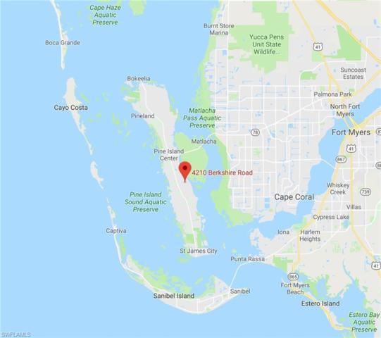 4210 Berkshire Rd, St. James City, FL 33956 (MLS #218077521) :: RE/MAX Realty Team