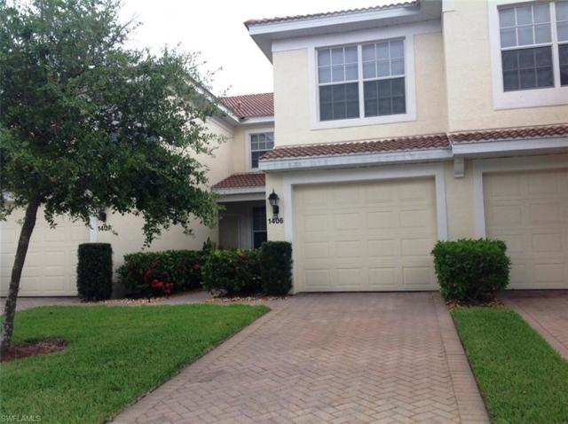 11009 Mill Creek Way #1406, Fort Myers, FL 33913 (MLS #218077586) :: RE/MAX Realty Team