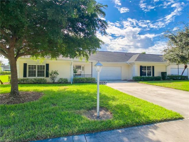 1258 Hazeltine Dr, Fort Myers, FL 33919 (MLS #218078681) :: RE/MAX Realty Team