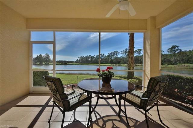10710 Ravenna Way #105, Fort Myers, FL 33913 (MLS #218079132) :: RE/MAX Realty Team