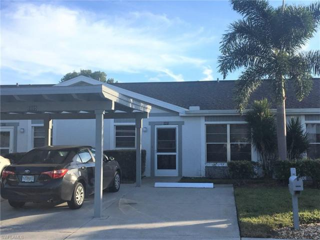 6805 Sandtrap Dr #112, Fort Myers, FL 33919 (MLS #218079190) :: RE/MAX Realty Team