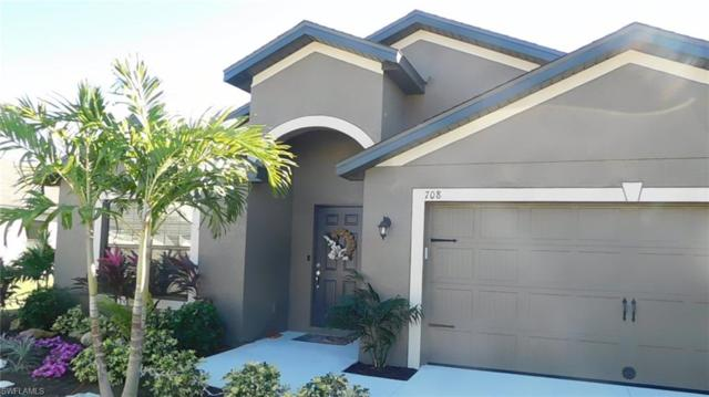 708 Evening Shade Ln, Lehigh Acres, FL 33974 (MLS #218079275) :: RE/MAX DREAM
