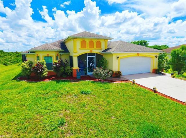 320 Pennfield St, Lehigh Acres, FL 33974 (MLS #218079634) :: RE/MAX DREAM