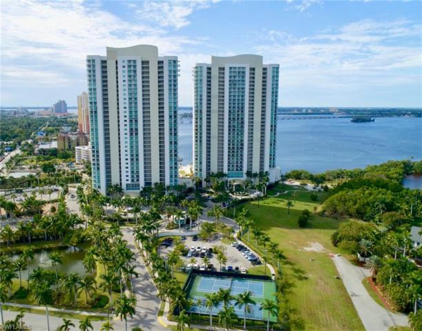 3000 Oasis Grand Blvd #805, Fort Myers, FL 33916 (MLS #218079668) :: The Naples Beach And Homes Team/MVP Realty