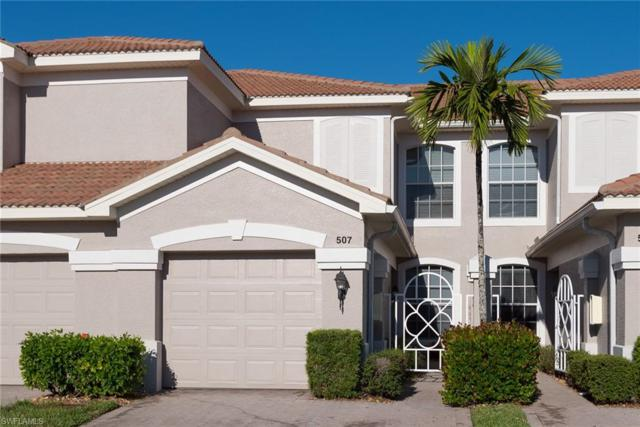 10012 Sky View Way #507, Fort Myers, FL 33913 (MLS #218080168) :: RE/MAX Realty Team