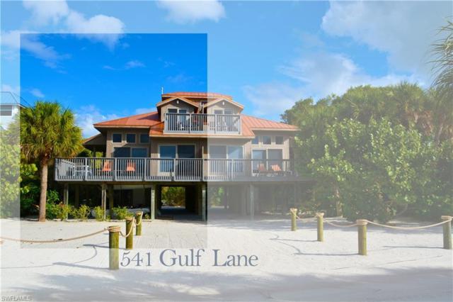 541 Gulf Ln, Upper Captiva, FL 33924 (MLS #218080301) :: RE/MAX Realty Team