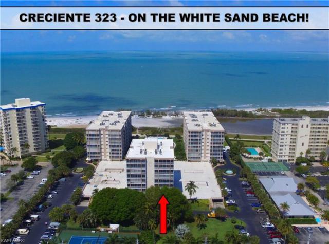 7148 Estero Blvd #323, Fort Myers Beach, FL 33931 (MLS #218080518) :: Clausen Properties, Inc.