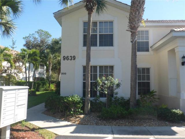 9639 Hemingway Ln #3510, Fort Myers, FL 33913 (MLS #218080522) :: RE/MAX Realty Team