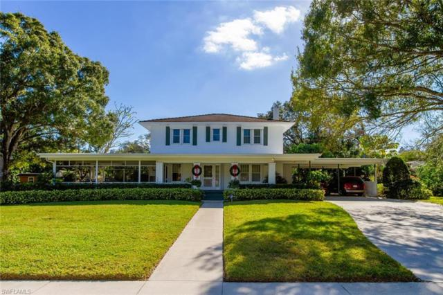 1334 Gasparilla Dr, Fort Myers, FL 33901 (MLS #218081584) :: The Naples Beach And Homes Team/MVP Realty