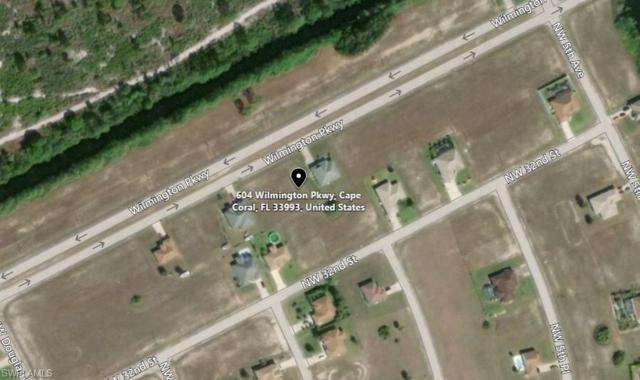 604 Wilmington Pky, Cape Coral, FL 33993 (#218081616) :: RealPro Realty