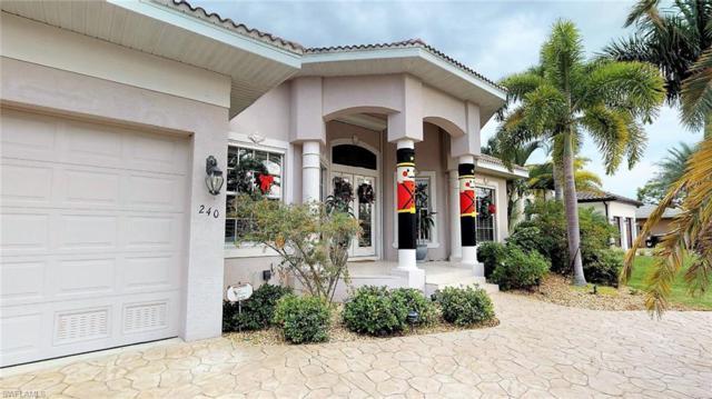 240 Colony Point Dr, Punta Gorda, FL 33950 (MLS #218081664) :: RE/MAX Realty Team