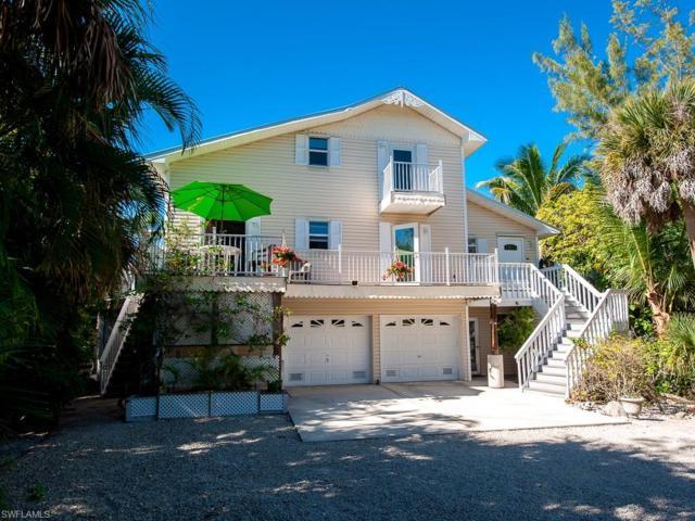 6447 Pine Ave, Sanibel, FL 33957 (MLS #218081861) :: RE/MAX Realty Group