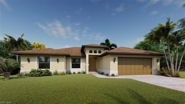 601 NW 27th St, Cape Coral, FL 33993 (MLS #218082001) :: Palm Paradise Real Estate