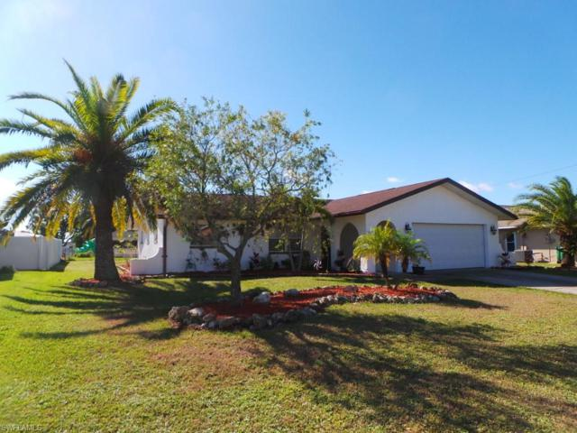 922 SE 27th St, Cape Coral, FL 33904 (MLS #218082008) :: Palm Paradise Real Estate