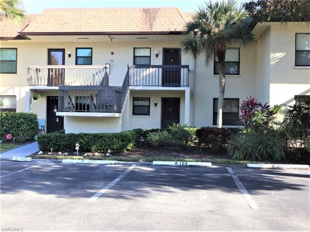 9291 Central Park Dr #104, Fort Myers, FL 33919 (MLS #218082242) :: RE/MAX DREAM