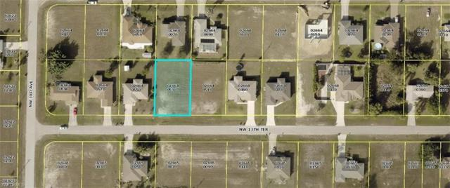 215 NW 13th Ter, Cape Coral, FL 33993 (MLS #218082265) :: RE/MAX Realty Team