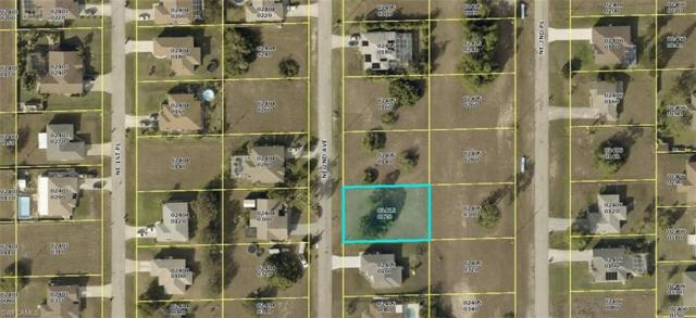 635 NE 2nd Ave, Cape Coral, FL 33909 (MLS #218082280) :: RE/MAX Realty Team
