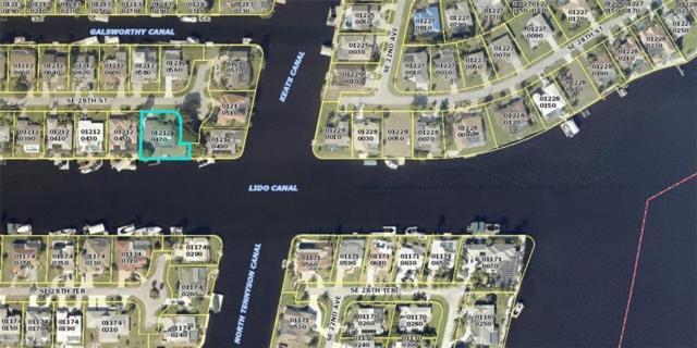 2054 SE 28th St, Cape Coral, FL 33904 (MLS #218082477) :: Clausen Properties, Inc.