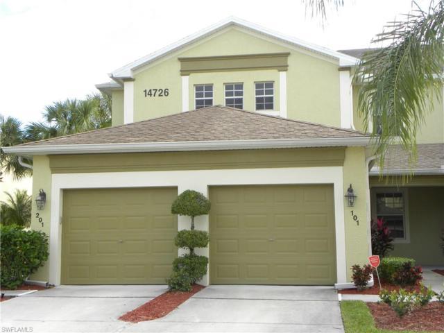 14726 Calusa Palms Dr #101, Fort Myers, FL 33919 (MLS #218082681) :: John R Wood Properties