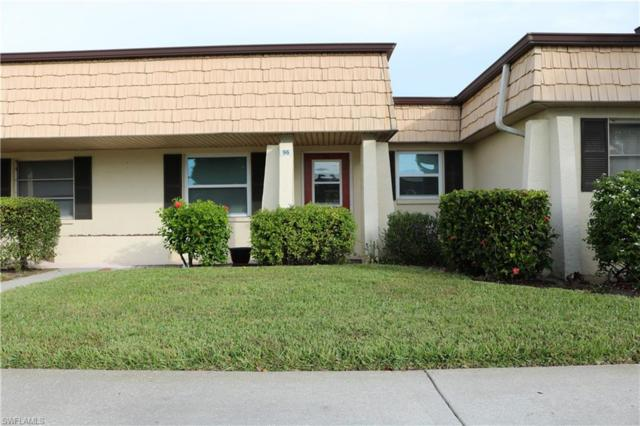 96 Bennington Dr, Fort Myers, FL 33919 (MLS #218082881) :: The Naples Beach And Homes Team/MVP Realty