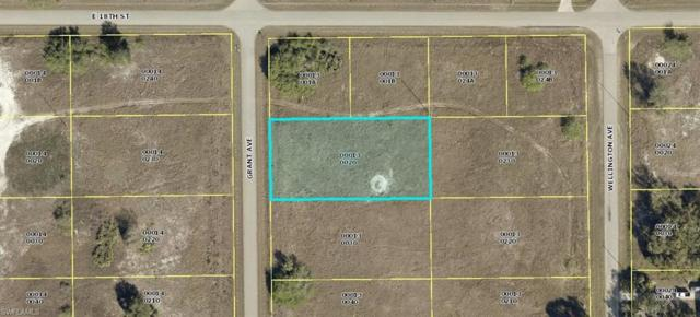 1720 Grant Ave, Lehigh Acres, FL 33972 (MLS #218082896) :: The New Home Spot, Inc.