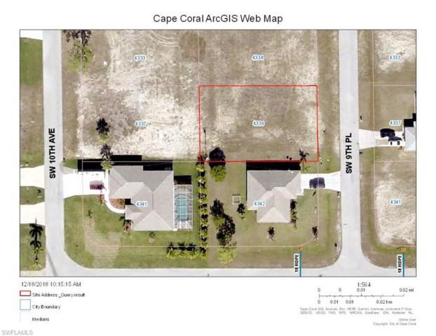 4338 SW 9th Pl, Cape Coral, FL 33914 (#218083308) :: Jason Schiering, PA