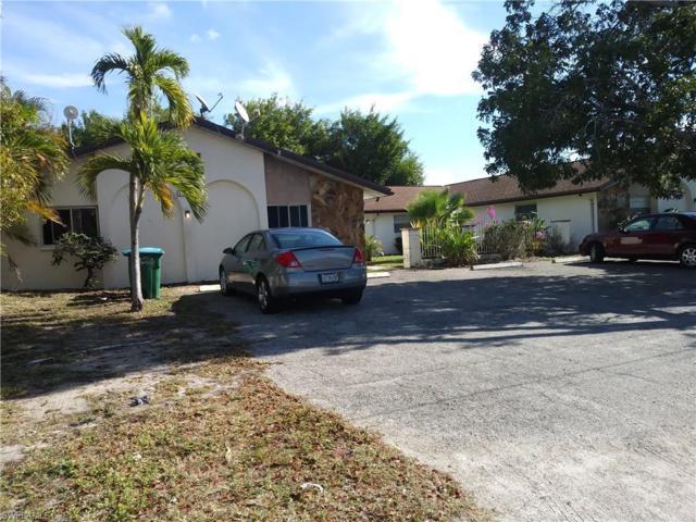 4953 Vincennes St 1-5, Cape Coral, FL 33904 (MLS #218083344) :: RE/MAX Radiance