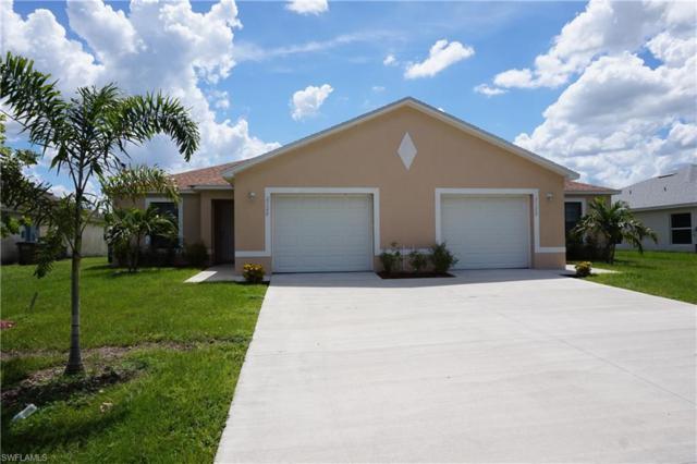 2122 NE 6th St, Cape Coral, FL 33909 (MLS #218083416) :: RE/MAX Radiance