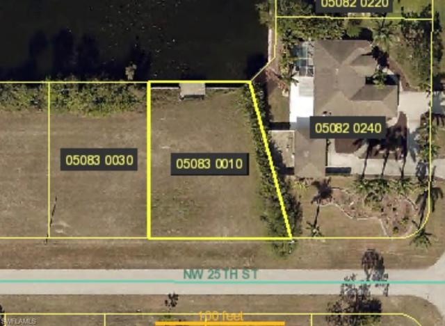 2125 NW 25th St, Cape Coral, FL 33993 (MLS #218083545) :: Kris Asquith's Diamond Coastal Group