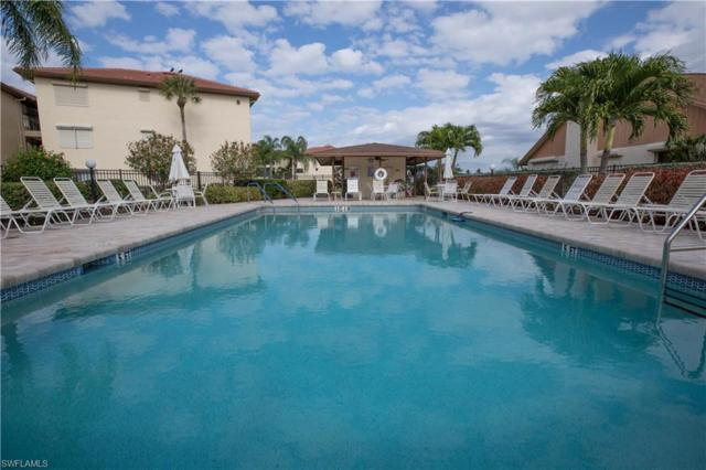 11250 Caravel Cir #205, Fort Myers, FL 33908 (MLS #218083797) :: The Naples Beach And Homes Team/MVP Realty