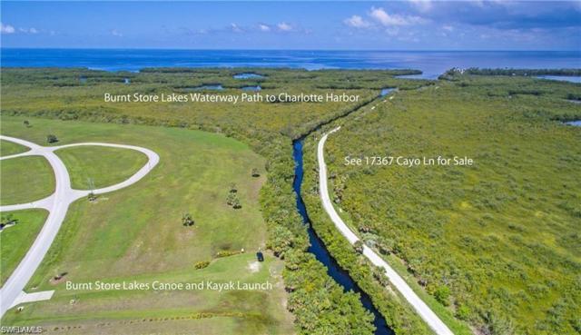 17367 Cayo Ln, Punta Gorda, FL 33955 (MLS #218084213) :: RE/MAX Realty Team