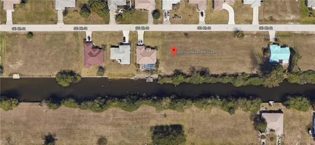 602 SE 4th St, Cape Coral, FL 33990 (MLS #218085142) :: RE/MAX Realty Group