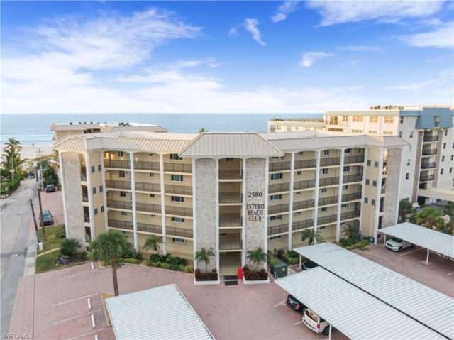 2580 Estero Blvd #45, Fort Myers Beach, FL 33931 (#219000005) :: Caine Premier Properties