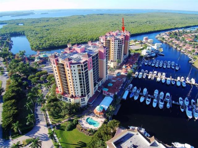 5781 Cape Harbour Dr #1506, Cape Coral, FL 33914 (MLS #219000212) :: RE/MAX DREAM