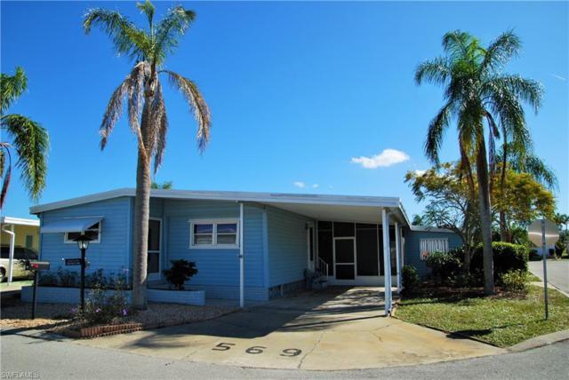 569 Hogan Dr, North Fort Myers, FL 33903 (MLS #219000483) :: RE/MAX DREAM