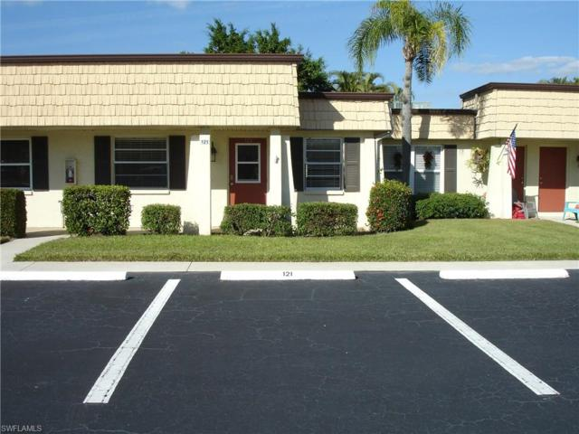 121 Gledhill Ct #121, Fort Myers, FL 33919 (MLS #219001001) :: The Naples Beach And Homes Team/MVP Realty