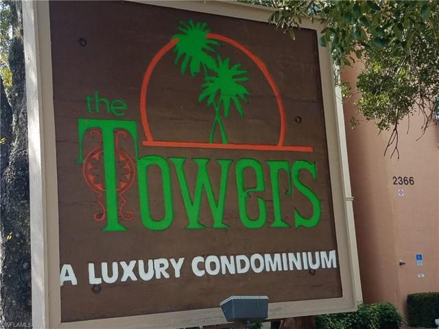 2366 E Mall Dr E #113, Fort Myers, FL 33901 (MLS #219001044) :: Clausen Properties, Inc.