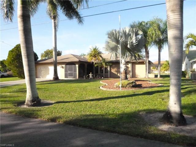 705 SW 39th Ter, Cape Coral, FL 33914 (MLS #219001530) :: RE/MAX Realty Team