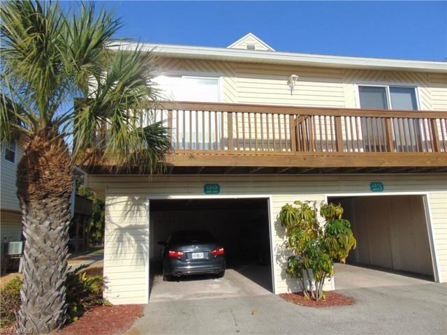 5370 Estero Blvd #22, Fort Myers Beach, FL 33931 (#219001809) :: The Dellatorè Real Estate Group