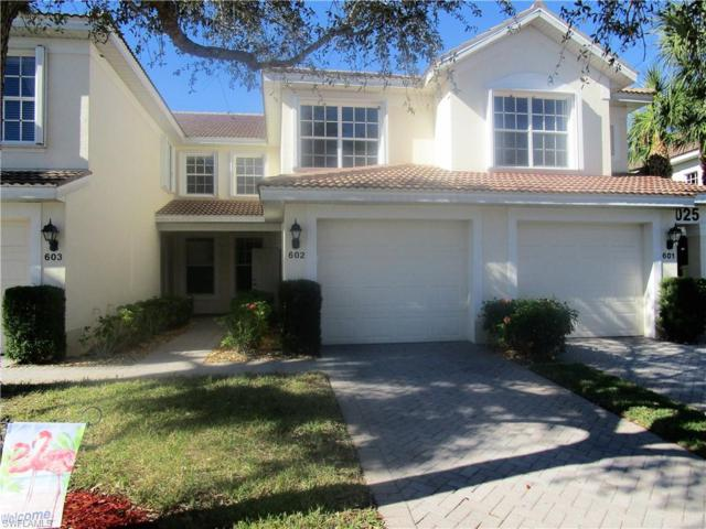 11025 Mill Creek Way #602, Fort Myers, FL 33913 (MLS #219002400) :: The Naples Beach And Homes Team/MVP Realty