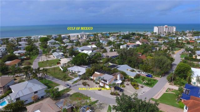 8080 Lagoon Rd, Fort Myers Beach, FL 33931 (MLS #219002595) :: RE/MAX DREAM
