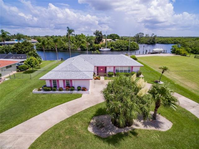 2036 Club House Rd, North Fort Myers, FL 33917 (MLS #219002821) :: RE/MAX Realty Team