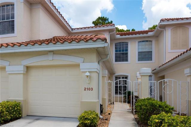 11270 Jacana Ct #2103, Fort Myers, FL 33908 (MLS #219002857) :: The Naples Beach And Homes Team/MVP Realty